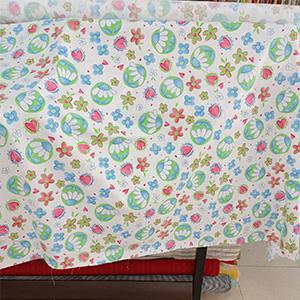 tejido algodón-decoración infantil